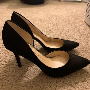 Black Jessica Simpson Heels *Never Worn*